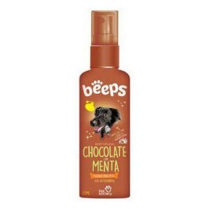 COLÔNIA BEEPS BODY SPLASH CHOCOLATE COM MENTA 120 ML