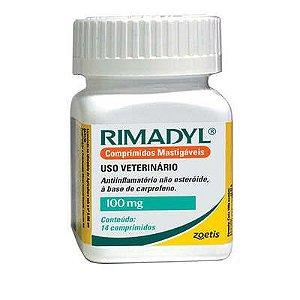 RIMADYL 100 MG C 14 COMPRIMIDOS
