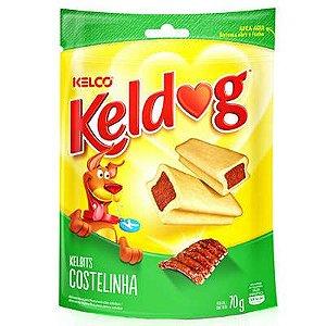 PETISCO KELDOG COSTELINHA 70 GRAMAS