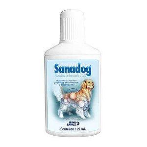 SHAMPOO MUNDO ANIMAL SANADOG 125 ML