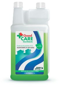 DESINFETANTE GOOD CARE 1 LITRO