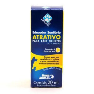 ATRATIVO SANITARIO GOOD PET 20 ML