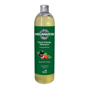 MEGAMAZON SHAMPOO FOREST ENERGY GUARANA E AÇAI 500 ML