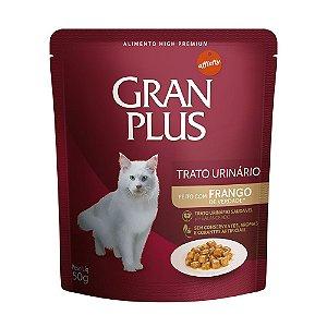 SACHÊ GRAN PLUS GATO TRATO URINARIO FRANGO 50 G