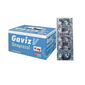 GAVIZ V 10 MG BLISTER C/ 10 COMPRIMIDOS