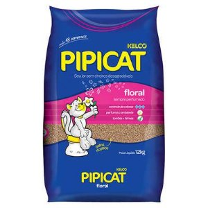 PIPICAT FLORAL 12 KG