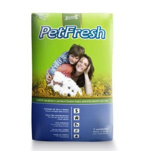 TAPETE PET FRESH  C/7 UNIDADES