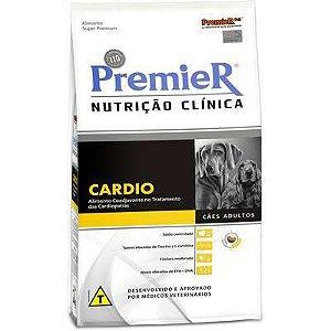 RAÇÃO PREMIER  NUTRIÇÃO CLINICA CARDIO CÃES 2 KG