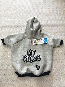 MOLETOM MY RULES YO DOG G