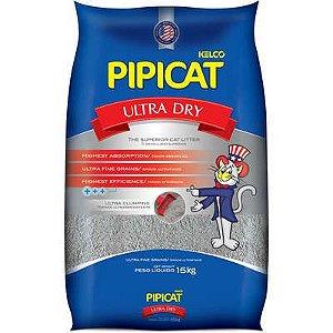 AREIA PIPICAT ULTRA DRY 15 KG