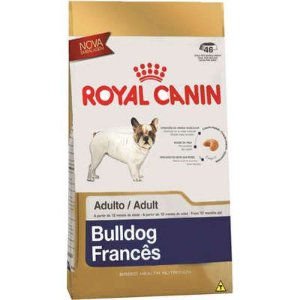 ROYAL CANIN BULLDOG FRANCÊS ADULTO 2,5 KG
