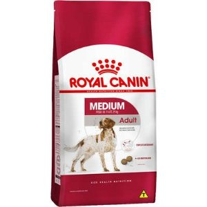 RAÇÃO ROYAL MEDIUM ADULT 15KG