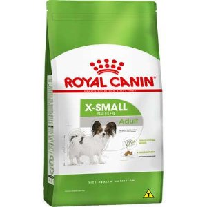 RAÇÃO ROYAL X-SMALL ADULT 1KG