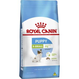 RAÇÃO ROYAL X-SMALL JUNIOR/PUPPY 1KG