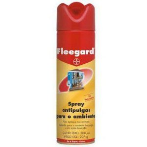 ANTIPULGAS FLEEGARD SPRAY PARA AMBIENTE 300ML