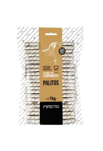 OSSO PALITO NATURAL 8MMX5″ 1KG