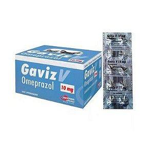 GAVIZ V 10 MG - 1 CARTELA COM 10 COMPRIMIDOS