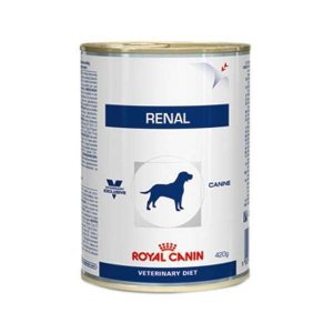 PATÊ ROYAL CANIN RENAL WET CÃES 410G