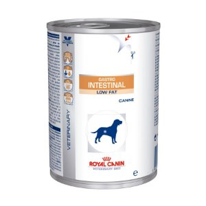 PATÊ ROYAL GASTRO INTESTINAL LOW FAT WET CÃES 410G