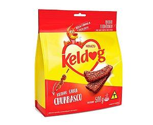PETISCO KELDOG BIFINHO CRIADORES CHURRASCO 500 G