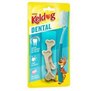 PETISCO KELDOG DENTAL FRANCÊS 40G