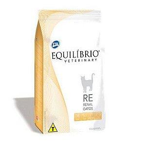 RAÇÃO EQUILÍBRIO GATOS VETERINARY RENAL 2KG