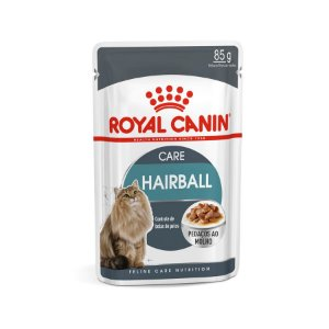 SACHÊ ROYAL HAIRBALL CARE GATOS 85G