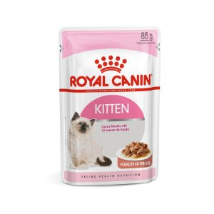 SACHÊ ROYAL KITTEN INSTINCTIVE GATOS 85G