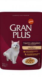 SACHÊ GRAN PLUS GATOS TRATO URINÁRIO FRANGO 85G