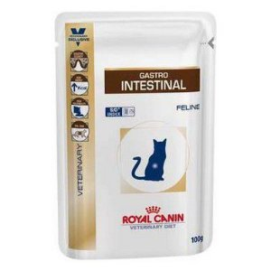 SACHÊ ROYAL CANIN GASTRO INTESTINAL GATOS 100G