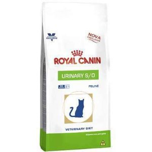 RAÇÃO ROYAL CANIN VETERINARY FELINE URINARY S/O 1,5KG