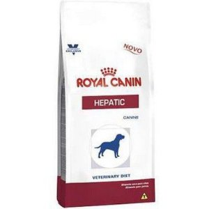 RAÇÃO ROYAL CANIN VETERINARY HEPATIC CÃES 2KG