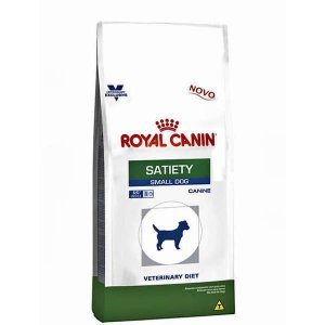 RAÇÃO ROYAL CANIN VETERINARY SATIETY SMALL DOG 7,5KG