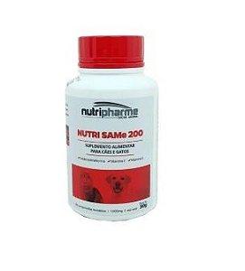 NUTRISAME 200 30 COMPRIMIDOS
