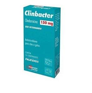 CLINBACTER 150 MG CAIXA COM 14 COMPRIMIDOS