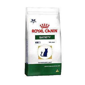 RAÇÃO ROYAL CANIN SATIETY GATOS 1.5KG