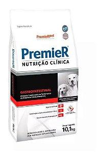 RAÇÃO PREMIER NUTRIÇÃO CLÍNICA GASTROINTESTINAL CÃES RAÇAS MÉDIAS/GRANDES 10,1KG