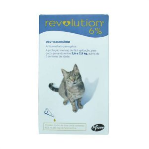 REVOLUTION GATOS 2.6 - 7.5 KG