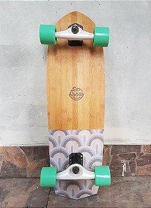 Skate Azelha Simulador de Surf (Escamas)