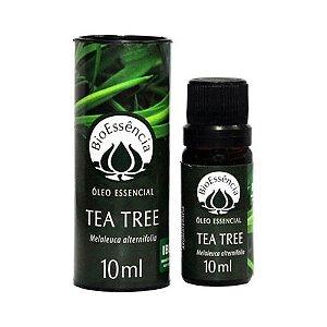 ÓLEO ESSÊNCIAL DE TEA TREE(MELALEUCA) 10ML