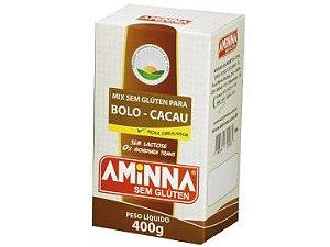 MIX SEM GLÚTEN PARA BOLO CACAU 400G