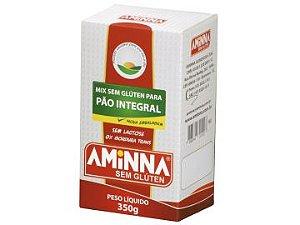 MIX SEM GLÚTEN PARA PÃO INTEGRAL 350G