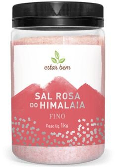 SAL ROSA DO HIMALAIA FINO 1KG