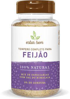 TEMPERO COMPLETO PARA FEIJÃO COM SAL DO HIMALAIA 190G