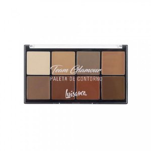 Paleta de Contorno Team Glamour Luisance L8008
