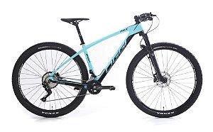 Bicicleta Aro 29 OGGI Agile Sport 2019 20V Carbon Azul