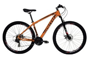 Bicicleta Aro 29 South Legend 2019 21V Laranja