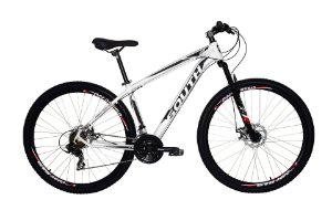 Bicicleta Aro 29 South Legend 2019 21V Branco