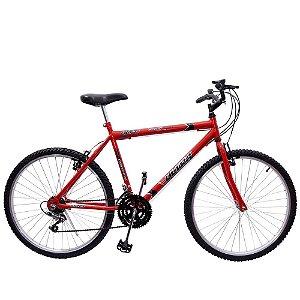 Bicicleta Aro 26 Ultra Technology 18V Vermelho