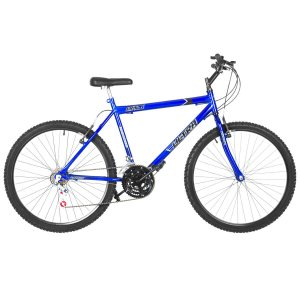 Bicicleta Aro 26 Ultra Technology 18V Azul